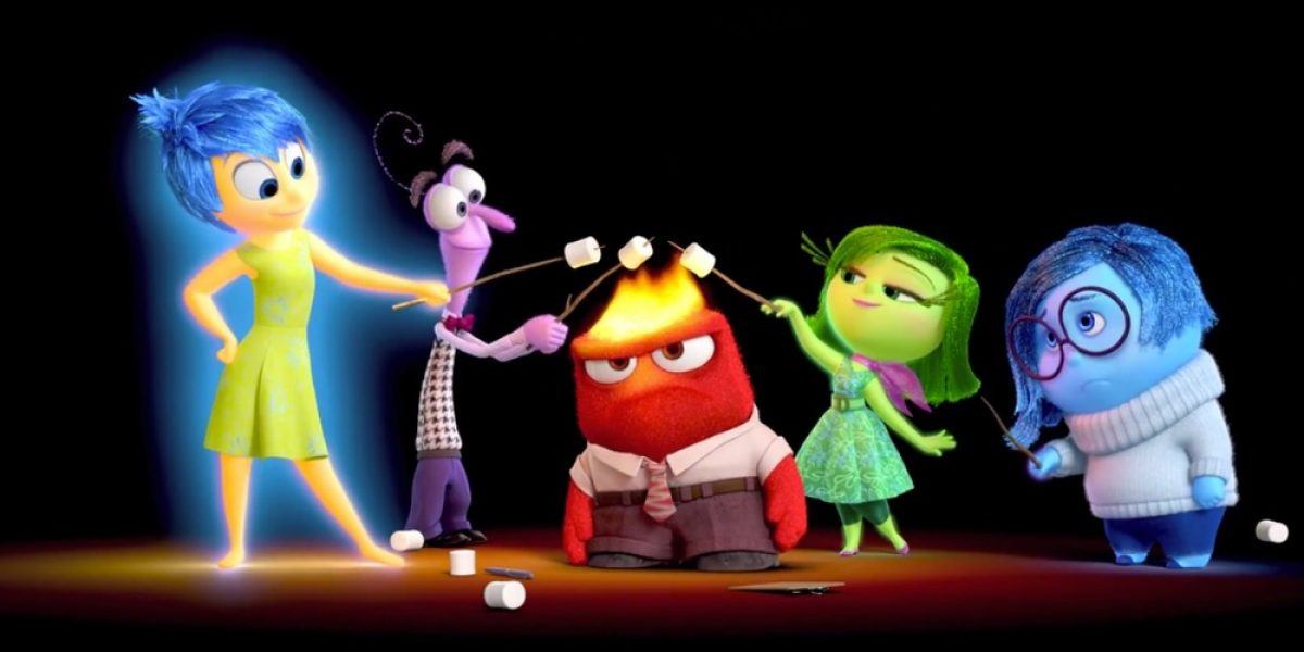 Inside Out shows us that our feelings are real and valid