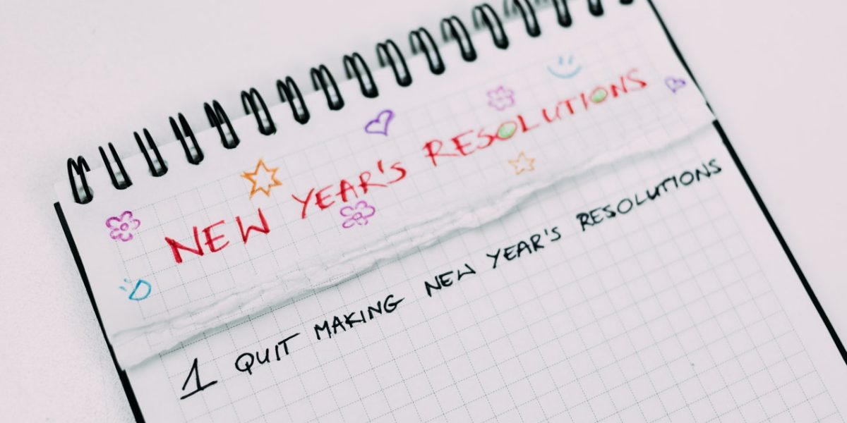 New Year - Old Resolutions