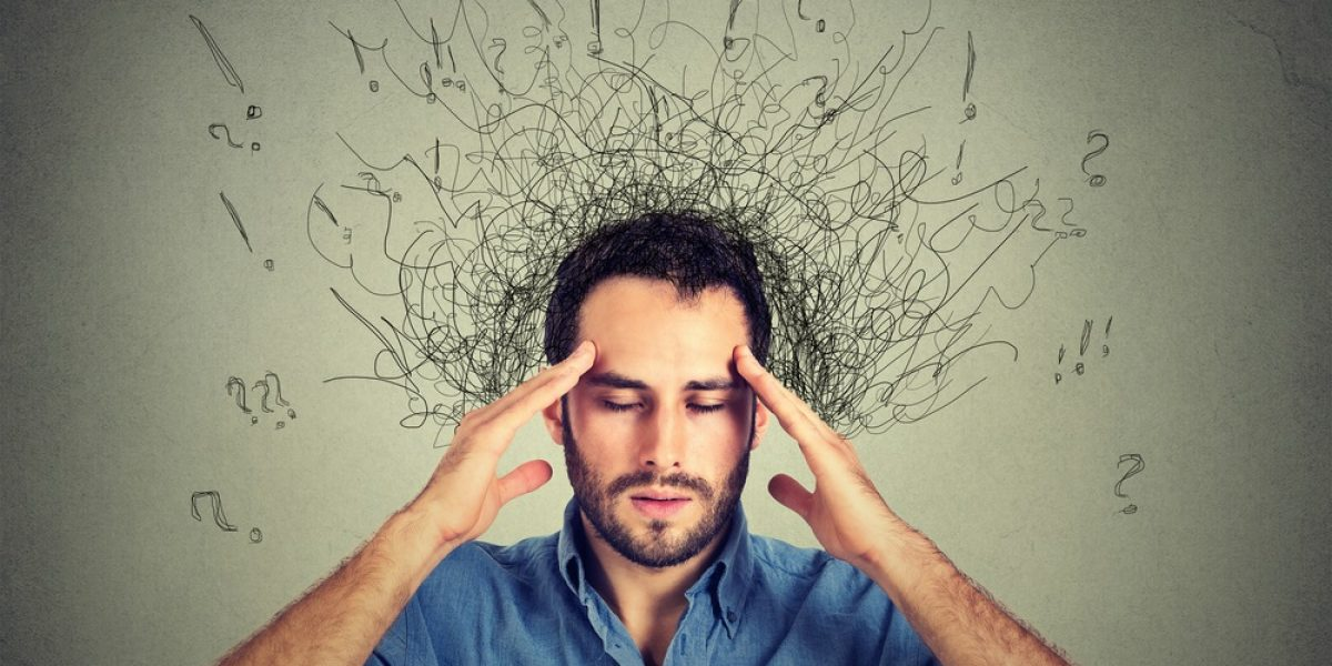 Panic Attacks can be about control