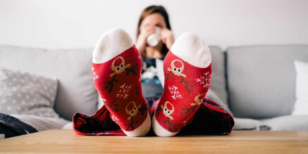 Keeping calm at Christmas